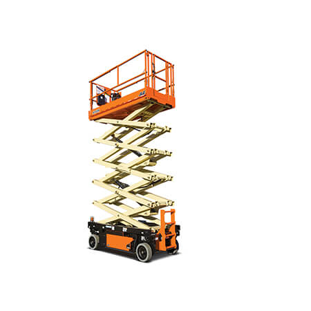 Single Person Scissor Lift - JLG 4045R - 12米剪刀式自走車