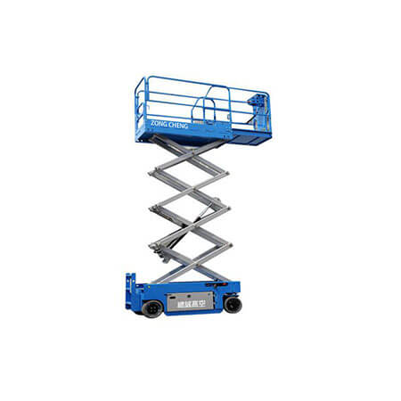 Single Man Scissor Lift - GTJZ08 - 8米高空車